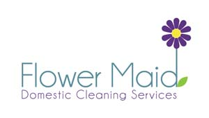 flower maid logo